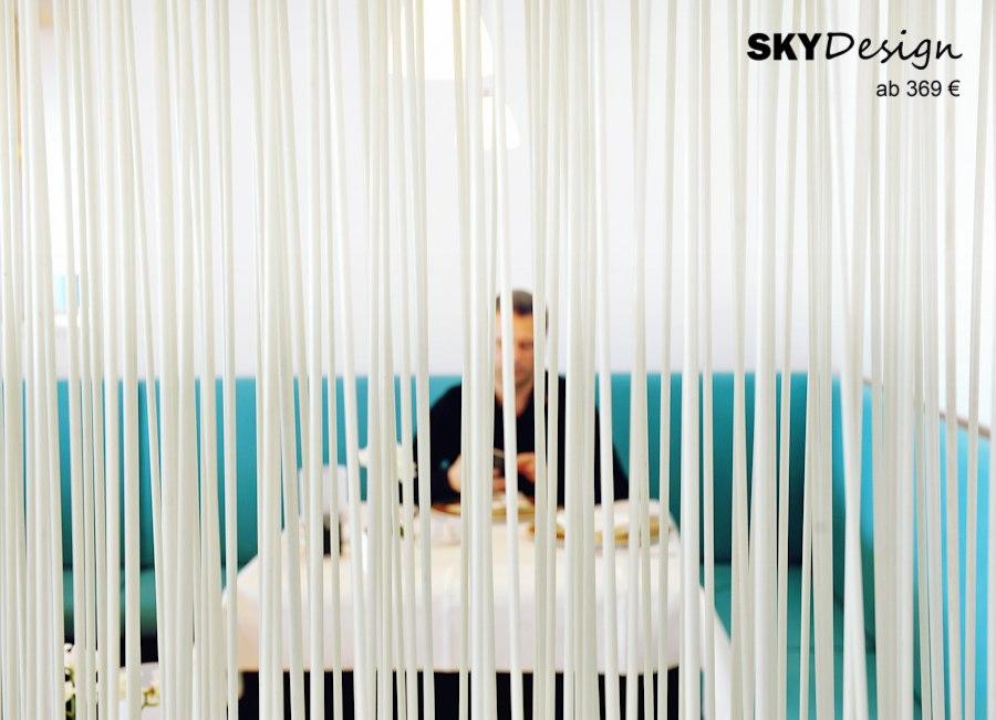 Skydesign Raumteiler