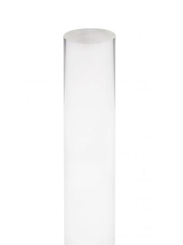 acrylglas rundstab fluoreszierend