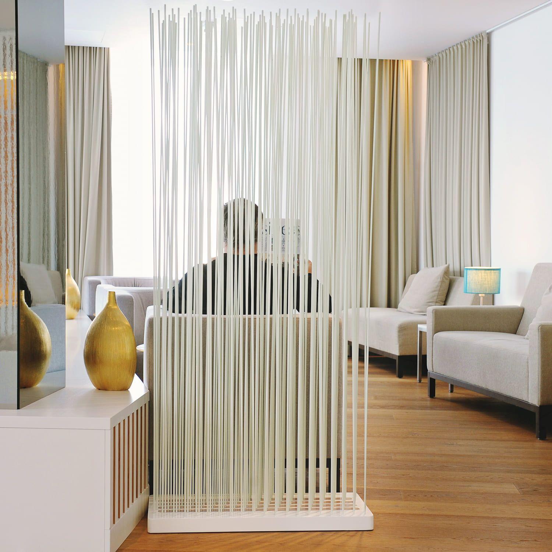 Skydesign Rods Design Wohn Und Esszimmer Optisch Trennen Skydesign