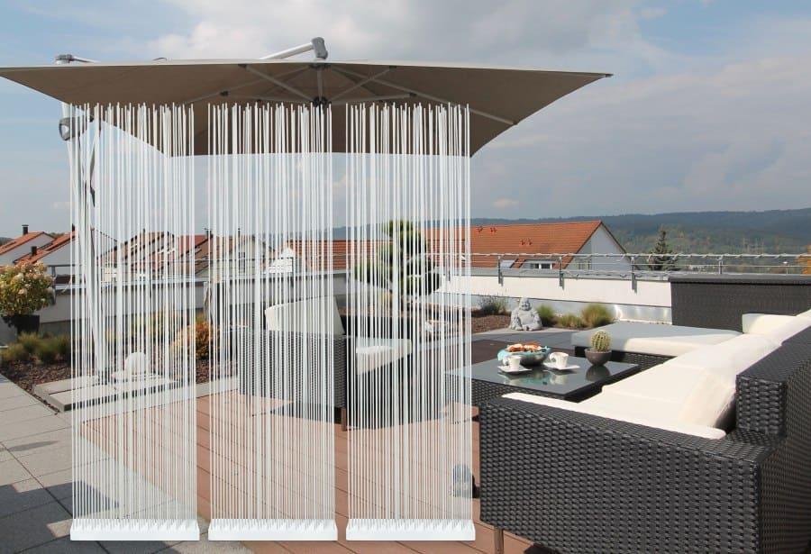 Skydesign Sichtschutz für die Terrasse