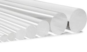 Acrylglas Rohr Zuschnitt