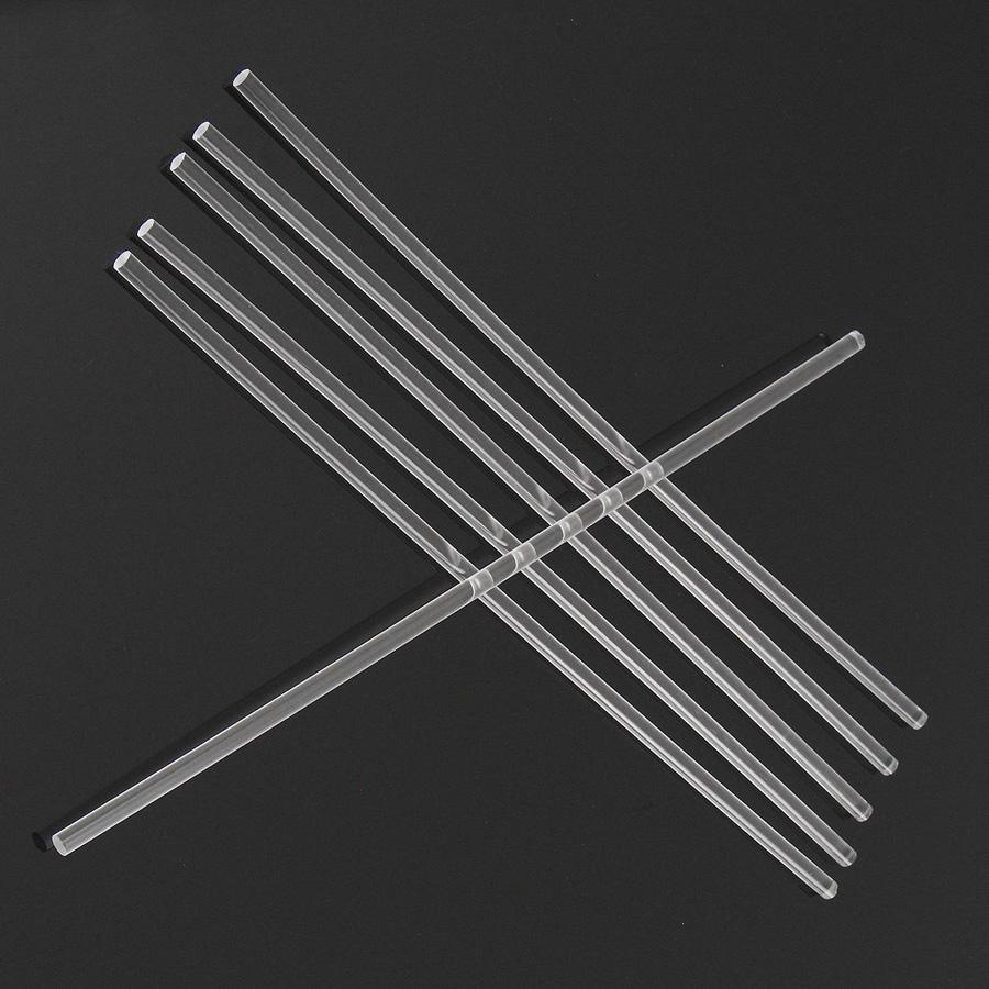 Acrylglas-Stab in transparent klar online kaufen