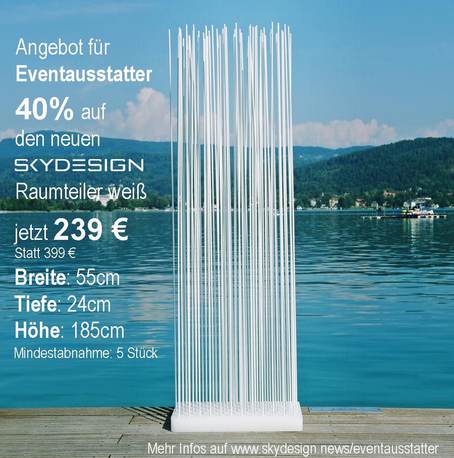 Mietmöbel Skydesign – Ihr Eventausstatter