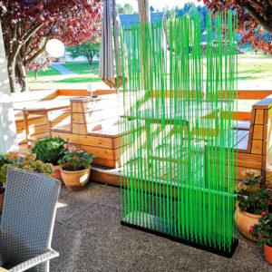 grüne raumteiler mieten