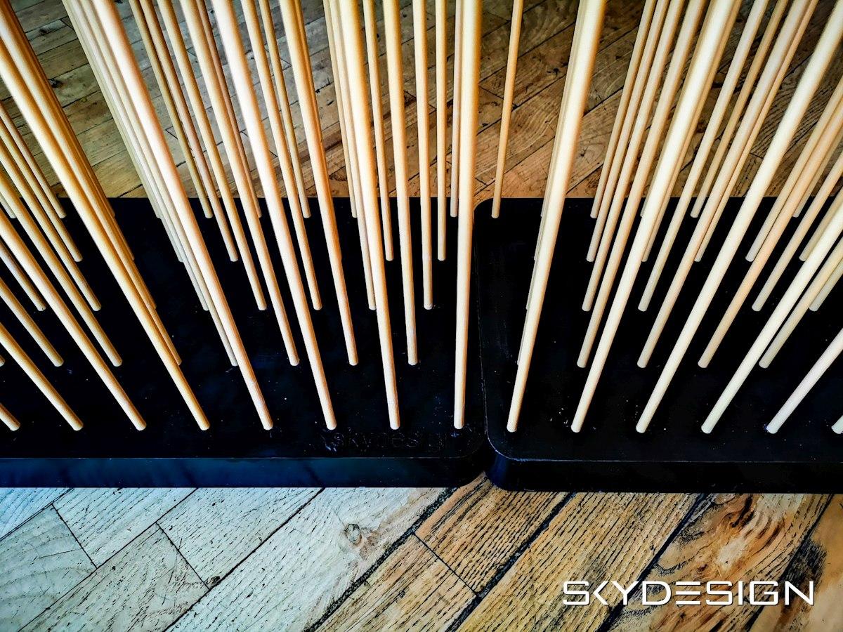 Holz Trennwand Terrasse Skydesign News