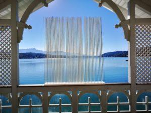 Outdoor Sichtschutz für die Terrasse Wasserfest